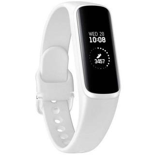 Smartband Samsung Galaxy Fit E Monitor Cardíaco - Branco