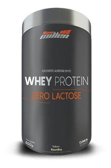Whey Protein Zero Lactose (600g) New Millen