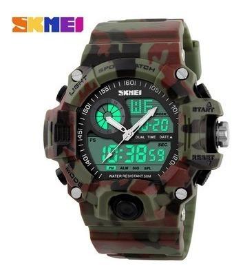 Relogio S-shock Militar Do Exército Moda Relógios Homens