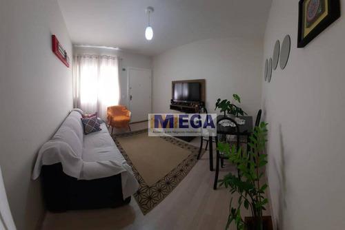 Apartamento Com 2 Dormitórios À Venda, 47 M² Por R$ 205.990,00 - Jardim Paulicéia - Campinas/sp - Ap4968