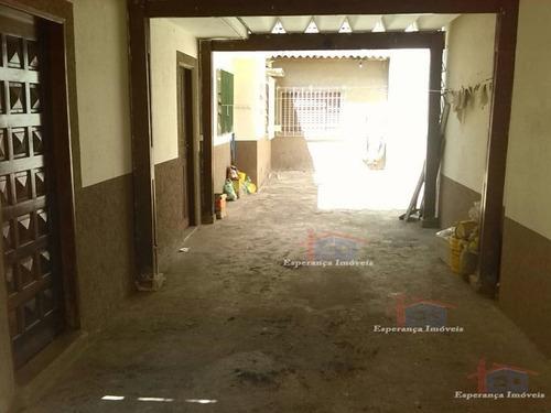 Imagem 1 de 11 de Ref.: 1536 - Casa Terrea Em Osasco Para Venda - V1536