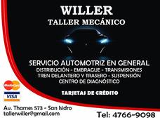 Taller Mecanico Multimarca Especializado Peugeot Citroen