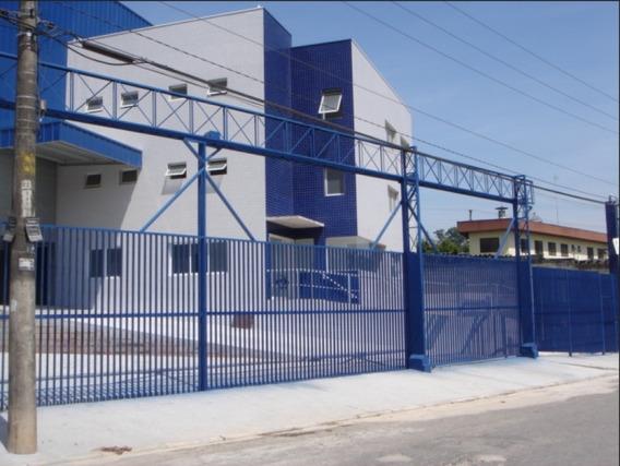 Galpão Oportunidade Jandira - Sp - Nucleo Micro Industrial Presidente Wilson - 544_aluguel