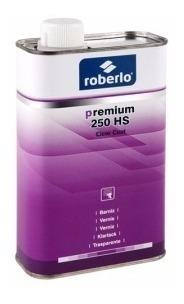 Verniz Premium 250 Hs 1lt + Cat C355 500ml Roberlo