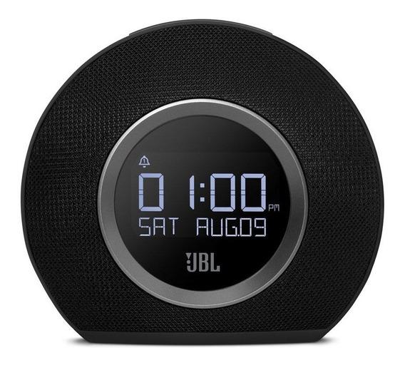 Caixa De Som Jbl Rádio Relógio Bluetooth Horizon | Vitrine