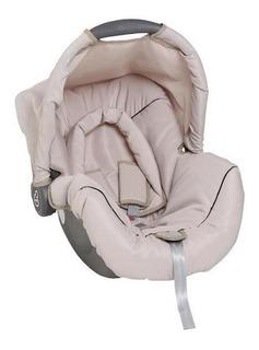 Bebê conforto Galzerano Piccolina Bege/Preto