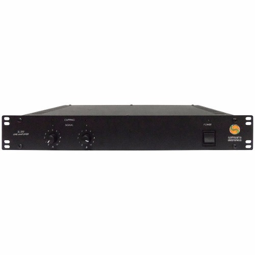 Potencia Amplificador Stereo P/ Igrejas Sansara Sl200 200w