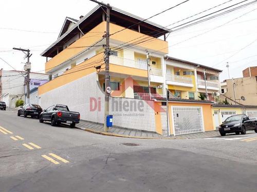 Sobrado Com 4 Dorms, Cerâmica, São Caetano Do Sul - R$ 1.33 Mi, Cod: 1631 - V1631