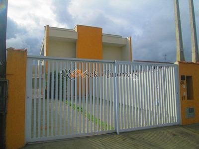 Casa Com 2 Dorms, Jardim Grandesp, Itanhaém - R$ 139.500,00, 60m² - Codigo: 18 - V18