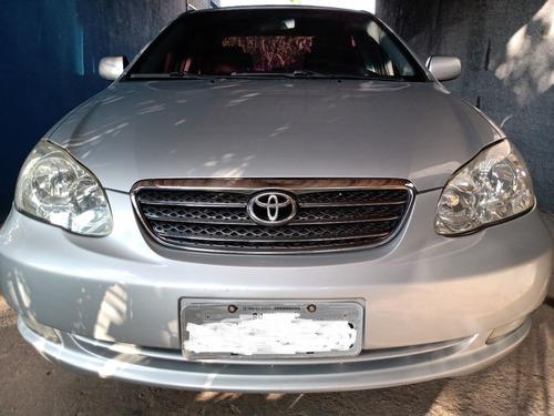 Imagem 1 de 7 de Toyota Corolla 2008 1.8 16v Xli Flex Aut. 4p