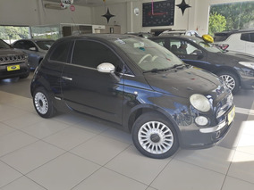 Fiat 500 Lounge 1.4 (gas) Imp 2p 2010