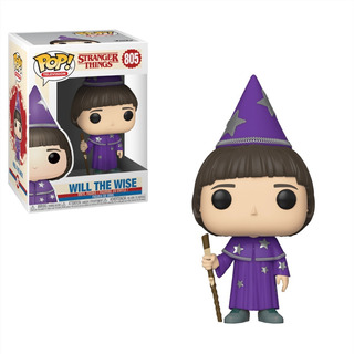 Funko Pop! - Stranger Things Serie 3 - Will The Wise