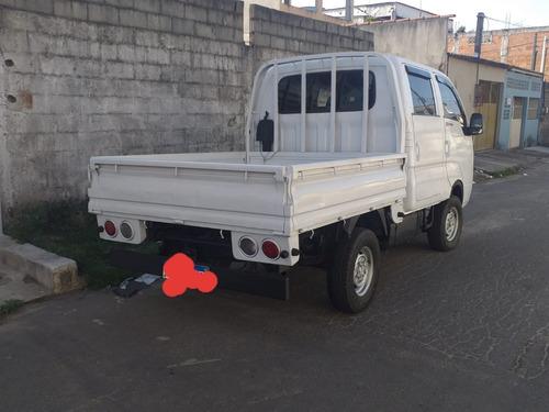 Imagem 1 de 6 de Kia Bongo 2009/2010 2.7 Std 4x4 Rs Cab. Dupla C/ 4 P