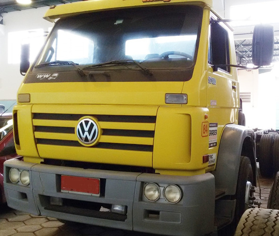 Volks 15-180 Worker - Chassis Truck - Ano 2000