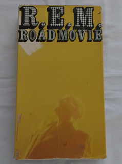 R.e.m. Road Movie Vhs Importado