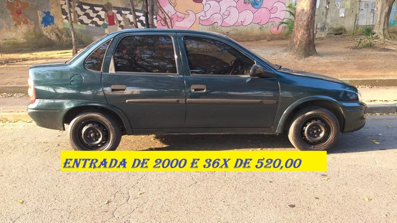 Gm Corsa Sedan 2001 Facilito Financio Com Score Baixo