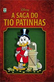 A Saga Do Tio Patinhas, Capa Dura. Lacrado