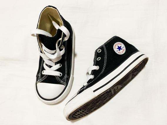 Tênis All Star Converse Infantil Preto - Imperdível