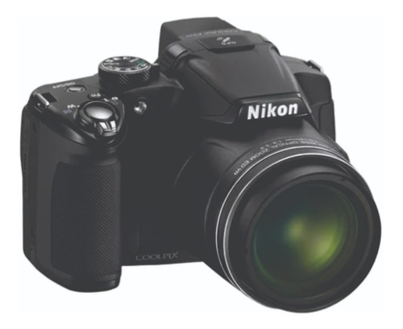 Novíssiva: Máquina Fotográfica Nikon P510 Coolpix Zoom 42x