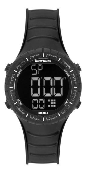 Relógio Mormaii Masculino Digital Acqua Surf Esportivo Preto
