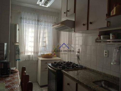 Apartamento À Venda, 42 M² Por R$ 150.000,00 - Morada Das Vinhas - Jundiaí/sp - Ap1360