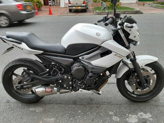 Yamaha Xj6-n Mod 2013 Full