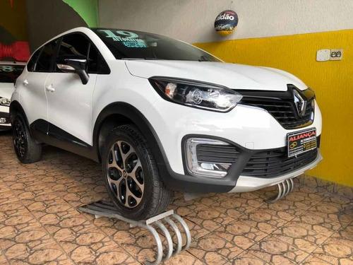 Renault Captur 1.6 Intense Sce X-tronic 5p - 2019 - Branca