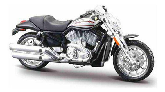 Harley Davidson Street Rod Moto Escala Miniatura 1/24 Maisto