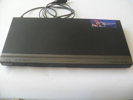 Dvd Sony Con Puerto Hdmi Usado