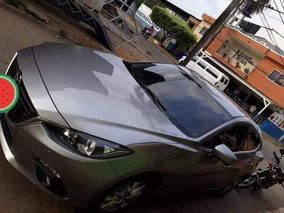 Mazda 3 Speed 2016