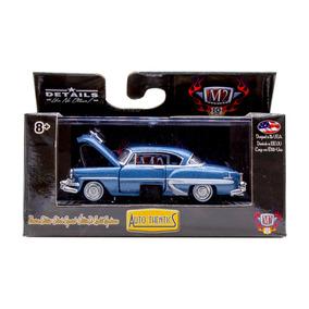 Miniatura Chevrolet Bel Air 1954 Auto Thentics 1:64 M2 Machi