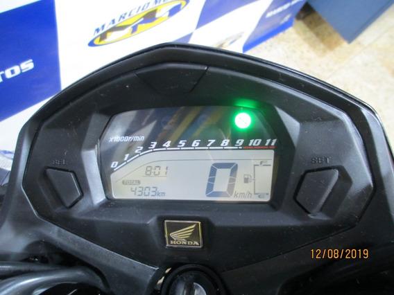 Honda Cg 160 Fan 18/19