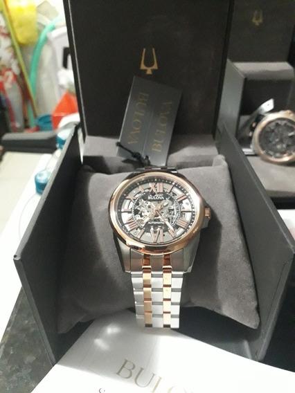 Relógio Bulova Automático Masculino