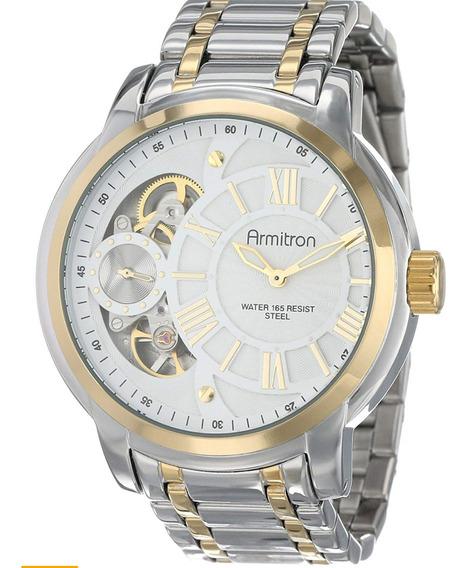 Reloj Armitron Automático, Original Y Nuevo