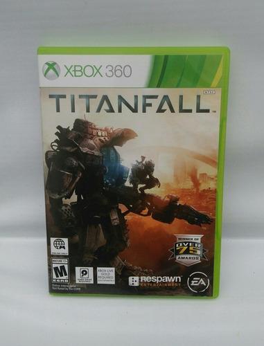 Titanfall Xbox360 Fisico Original Solo Se Juega Online