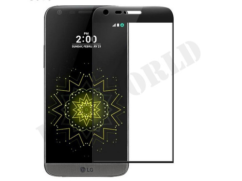 Mica Vidrio LG G5 Curva Templado Antigolpes