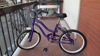 Bicicleta Niño 7 A 9 Años