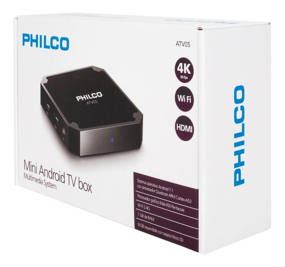 Smart Tv Box | Philco