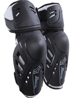 Codera Fox Rigidas Enduro Motocross Titan Pro Negro