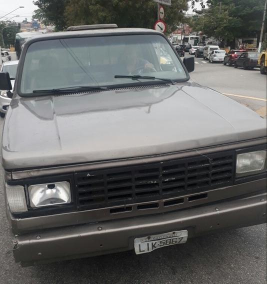 Chevrolet C20 Gasolina/gás Gnv