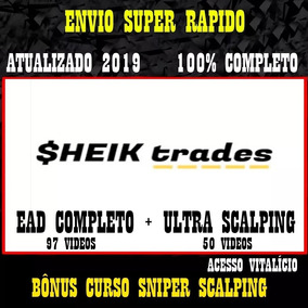 Sheik Trades - Ultrascalping + Ead + Sniper Scalp