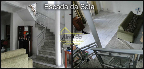 Sobrado Com 4 Dorms, Parque São Luis, Cubatão - R$ 600 Mil, Cod: 1919 - V1919