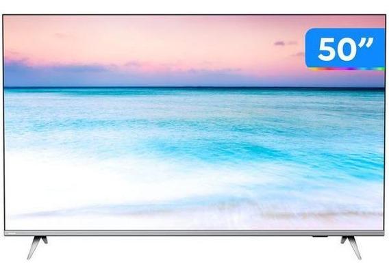 Smart Tv 4k Led 50 Philips 50pug6654/78 Wi-fi-bluetooth 3