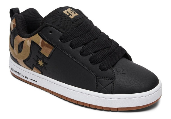 Tênis Dc Shoes Court Graffik Skate Classic Globe Dvs Emerica 100% Original Pronta Entrega