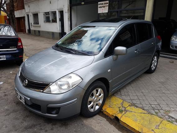 Nissan Tiida Acenta Impecable Estado, Techo, Llantas, Joya