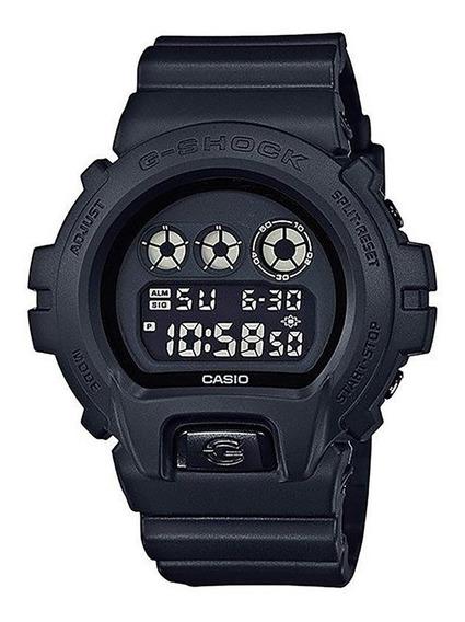 Relógio Casio G-shock Masculino Dw-6900bb-1dr +nfe +garantia