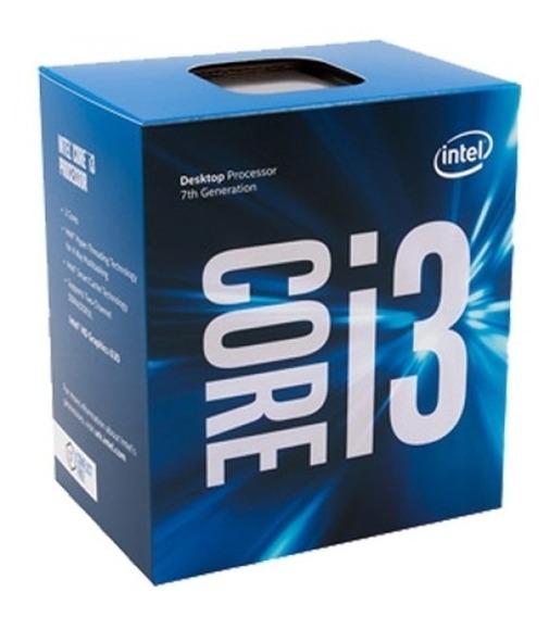 Kit Asrock H110m-hg4 + Intel Core I3 6100 Lga 1151