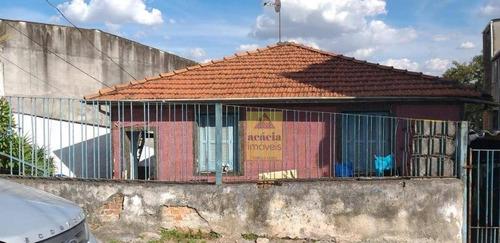Imagem 1 de 9 de Terreno À Venda, 647 M² Por R$ 802.000,00 - Vila Pirituba - São Paulo/sp - Te0263