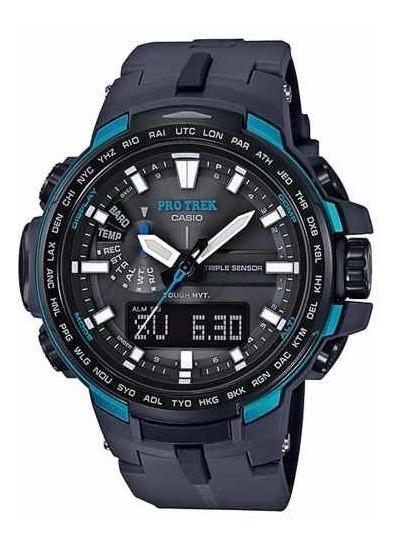 Reloj Protrek Hombre Negro Prw-6100y-1adr
