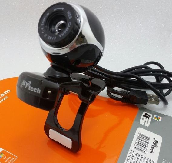 Web Cam Bytech Com Microfone Embutido #